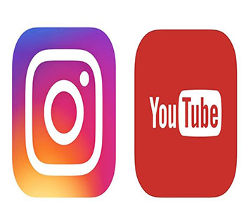 Instagrammers - Youtubers